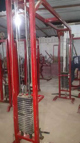 Want to sell running gym equipments in very low price