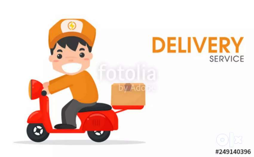 Wanted delivery staff 0