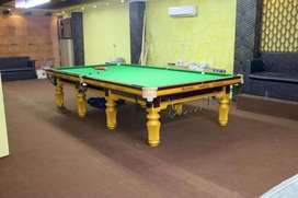 Snooker Table Factor