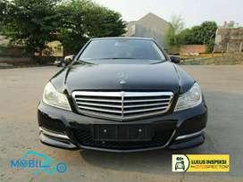 [Lulus Inspeksi] Mobil Go - Mercedes Benz C200 CGI 2013 - Bisa Kredit