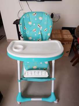 Smart high chair for kids