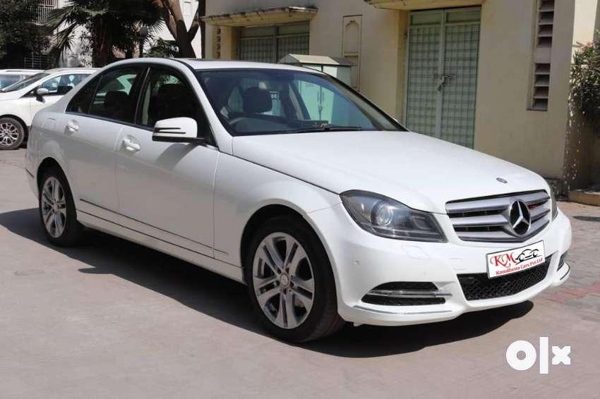 Mercedes-Benz C-Class 220 CDI Elegance Automatic, 2014, Diesel 0