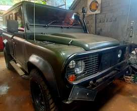 For Sale Land Rover 110 Cargo ex Military