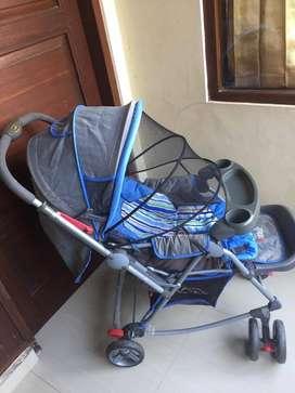 Stroller Pilko Bayi Murah