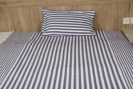 Hospital bed sheets and Pillow from Prime Weave Collections