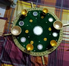 Mehndi Thaal For Sale