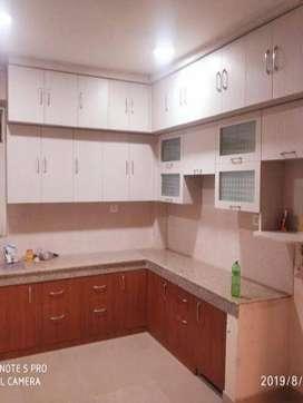 2bhk flat eco village 2 semi furnished