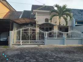 Rumah murah luas di perum anggajaya depok JIH UPN Condongcatur Sleman