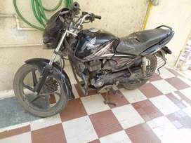 A  Honda Shine