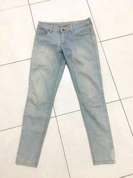 Celana jeans preloved