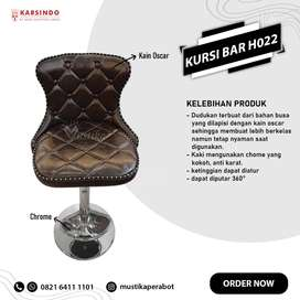 Kursi Bar Type H022