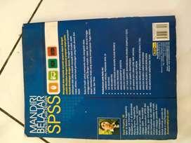 Buku Mandiri Belajar Analisis Data Dengan SPSS