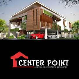 Jasa desain rumah arsitek gambar harga murah di Tangerang Selatan