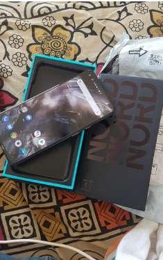 OnePlus Nord 5G (Gray Onyx, 8GB RAM, 128GB Storage) (1 month used)