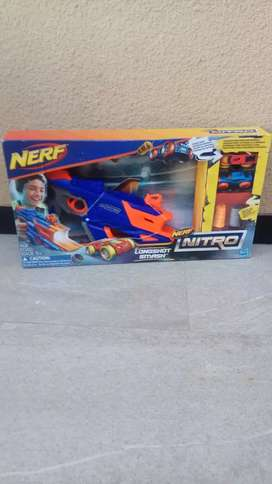 Nerf nitro long shot