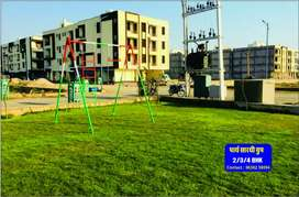 2 bhk big size flat for sale 100% bank Lonable