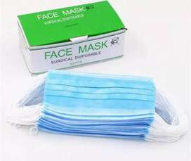 Face mask Disposable Surgical price 560 per box