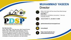 Cook required at dha phase 6 and gulshan iqbal near Disco bakery