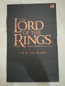 Set Novel Lord of the Rings