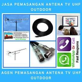 Specialist pemasangan antena tv hd19