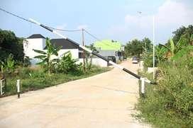 Tanah Kavling 154M2 SHM siap bangun Grand Depok City