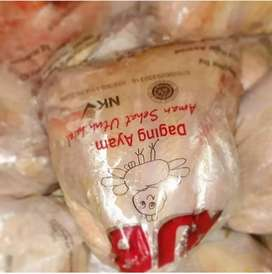 Ayam karkas frozen