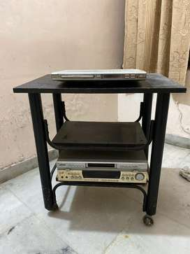 Dvd player And Trolley