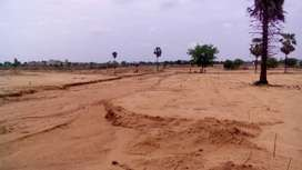 @ 1000 Sqyrd Residential land in Srisailam highway Faicng for sale