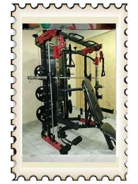 ALAT gym multi trainer monster fitnes