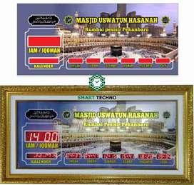 Ready Jam Digital Masjid Type smart Berkualitas