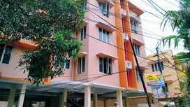 Vellayambalam, main road frontage 2bhk flat for rent only 16000 /-