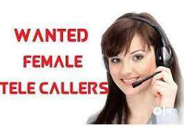 WE ARE HIRING FEMALE TELECALLERS