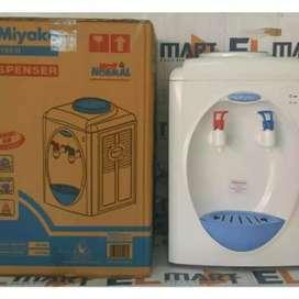 Gratis ongkir bjm - Dispenser miyako hot & normal Gransi 1 thn