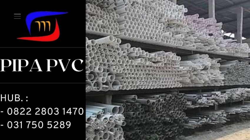 Distributor Pipa PVC Berbagai Merk