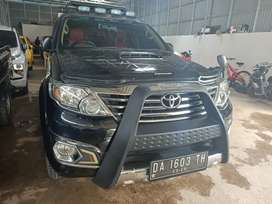 Fortuner g luq full variasi model 2012