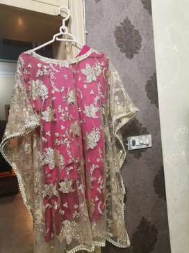 Agha noor suite price 5500   stitched