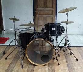 Drum Pearl Export + Simbal