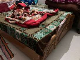 Double bed for sale fixed price he