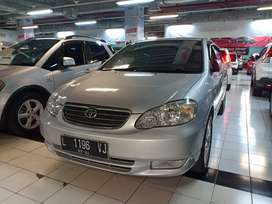 Toyota Altis G At 2004 istimewa