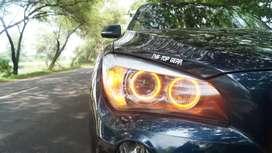 Car headlight modification
