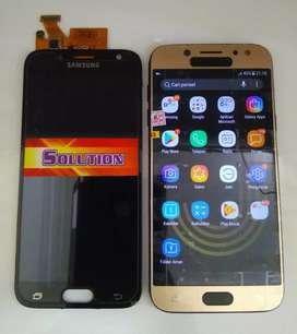 Lcd Touchscreen Samsung J5 Pro / Samsung J530 (Kontras) Gold Black