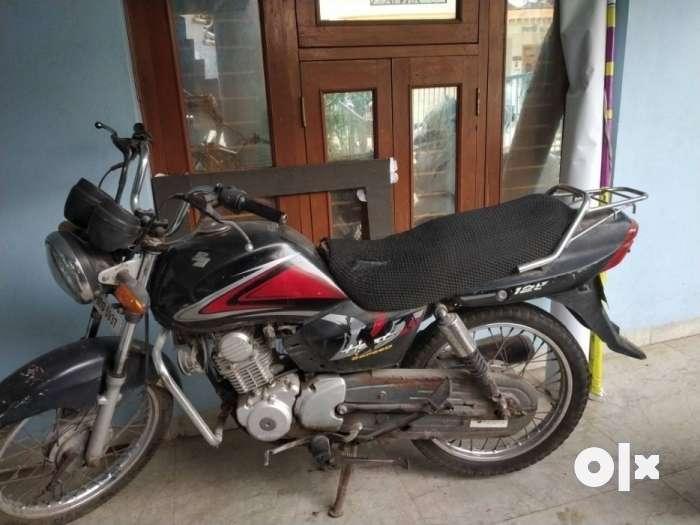 I Want Sell Suzuki Heat 125 Bike 0