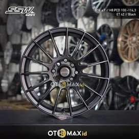 Velg Mobil SSW S254 Ring 16 Black