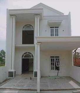 Rumah 2lt tengah kota