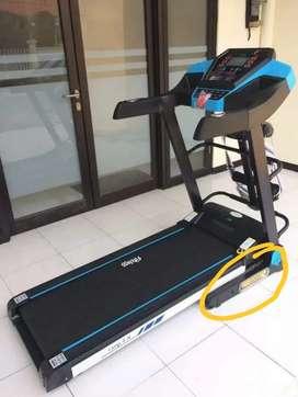 TREADMILL sport 4 fungsi elektrik murah gratis antar smpai rumah