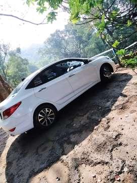 Hyundai Verna 2014 Petrol 42000 Km Driven