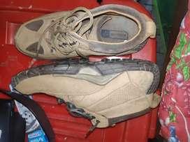 Woodland Hiking boot