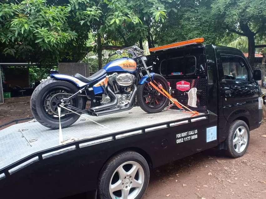 Sewa Towing Jasa Storing Pengiriman Motor Antar Kota Antar Provinsi 0