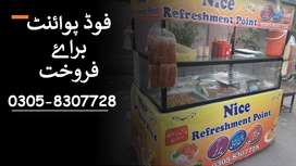 Food point Handcart for SALE