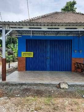 Dikontrakkan Ruko Jl Klangon Gedongan